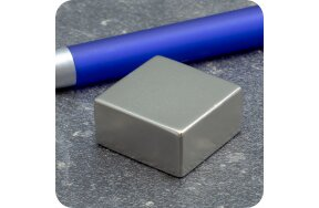 BLOCK MAGNET 25,4 x 25,4 x 12,7mm